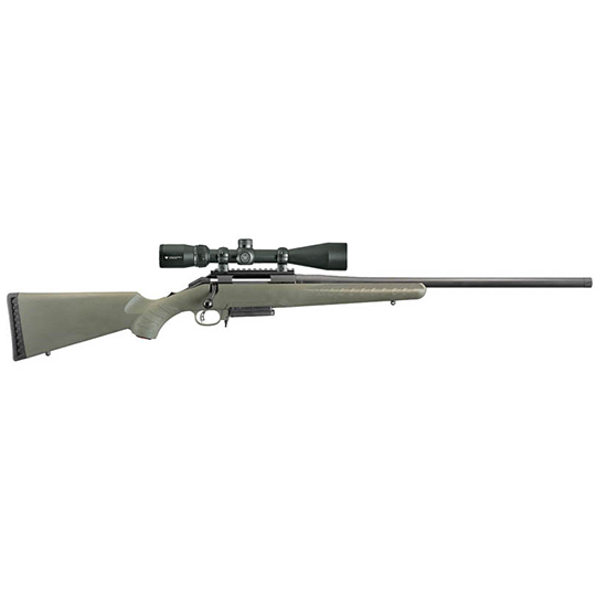 Ruger American Predator 6.5creed Mossberg Grn Ai Mag