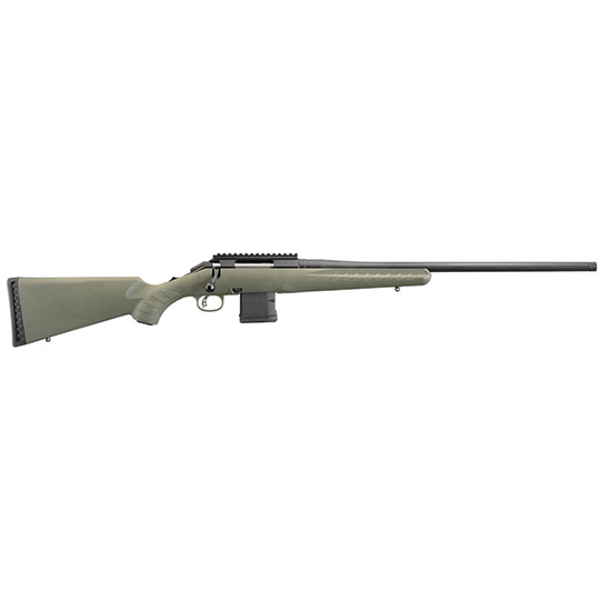 Ruger American Predator 204rug Mossberg Grn Ai Mag