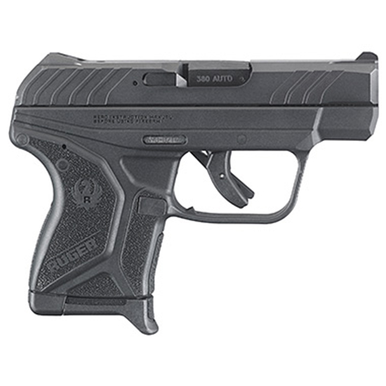 Ruger Lcp Ii 380acp 2.75 Blued Alloy 6rd