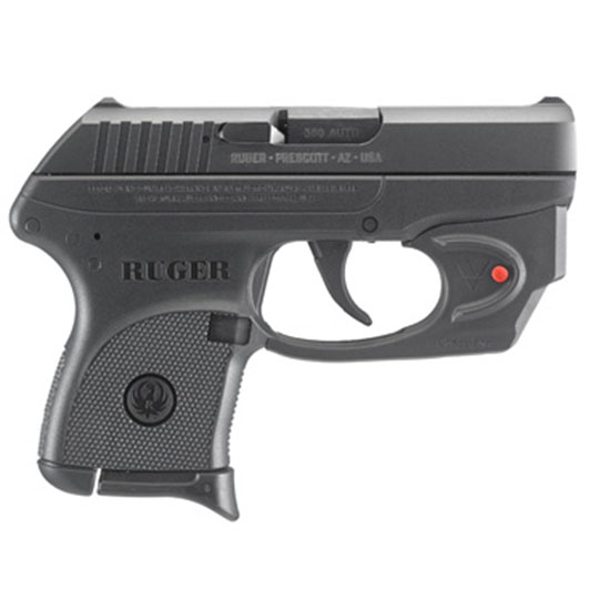 Ruger Lcp 380acp 2.75 Red E-series Viridian Laser