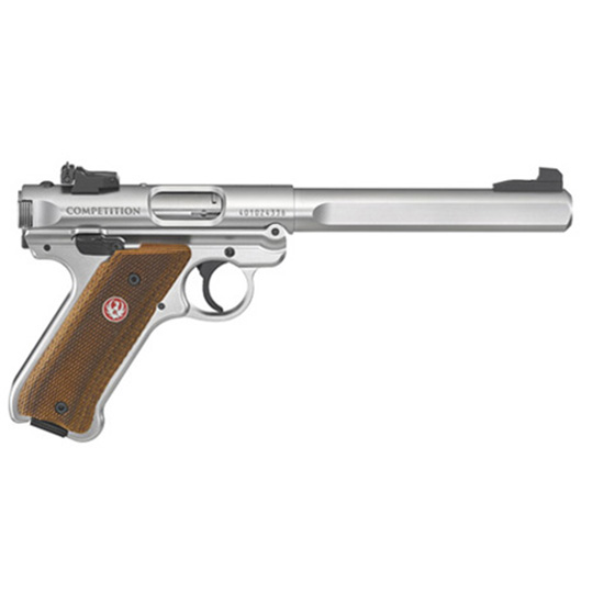 Ruger MKIV Competition 22lr 6.88 Ss Lam As 10r