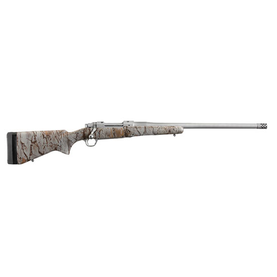 Ruger Hawkeye Ftw Hunter 6.5creed 24 Ss Camo Mbr