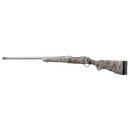 Ruger Hawkeye Ftw Hunter Lh 6.5creed 24 Ss Camo