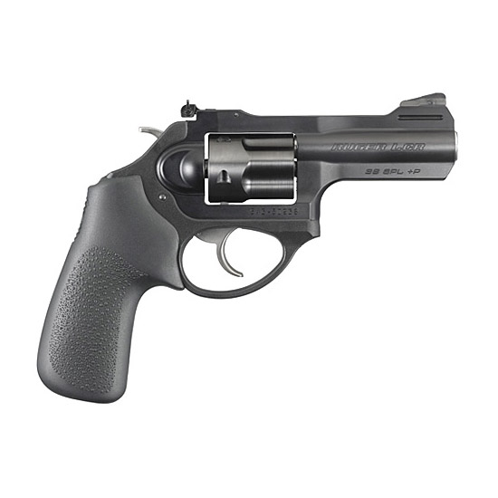 Ruger LCRx 38spl +p 3 As Rubber Grip Full Lug