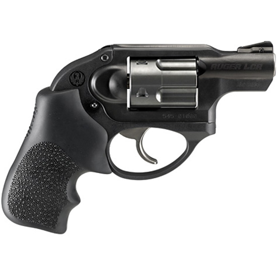 Ruger LCR-357 357mag 5rd Hogue Tamer Grip
