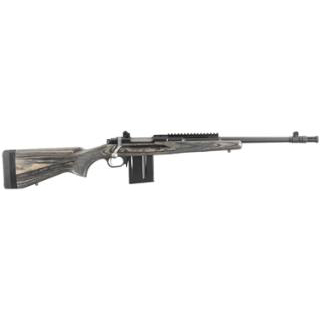 Ruger Gunsite Scout 308win 16.1 Blk Lamin 10rd