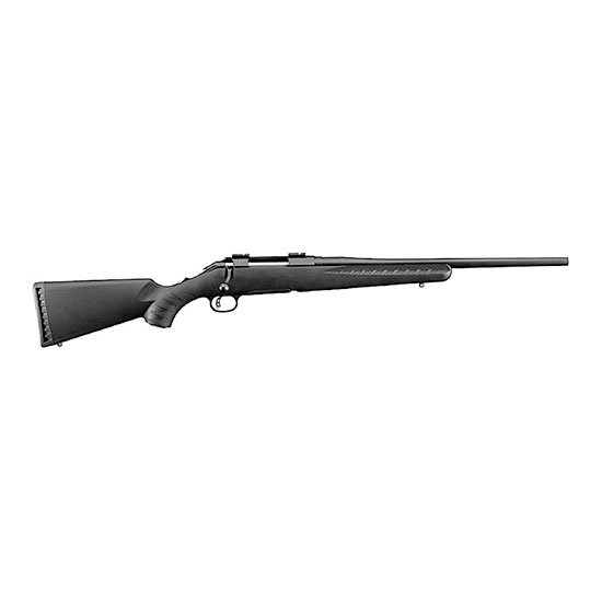 Ruger American 308win 18 Compact Blk Syn 4rd