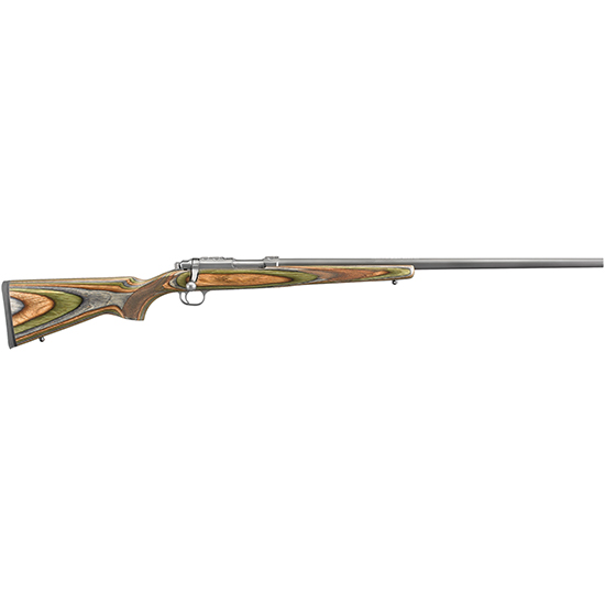 Ruger 77/17 17hor 24 6rd Ss/grn Mountain Laminate