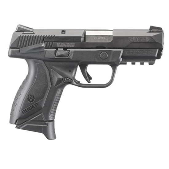Ruger American Pistol Comp 45acp 3.75 Msafety 10rd