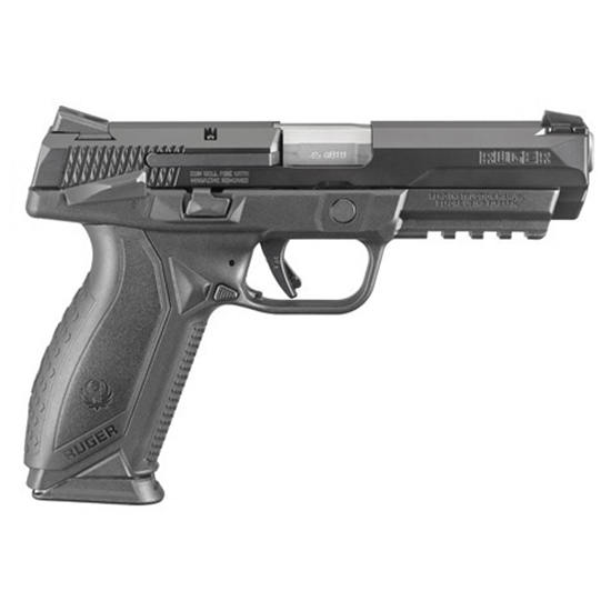 Ruger American Pistol 4.5 45acp Msafety Ma Legal