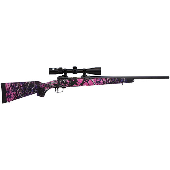 Savage 11 Trophy Hunter XP 223rem Yth Pkg Muddy Gir