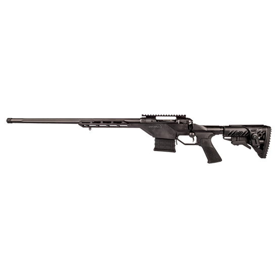 Savage 10BA Stealth LH 24 6.5creed Chassis Gun