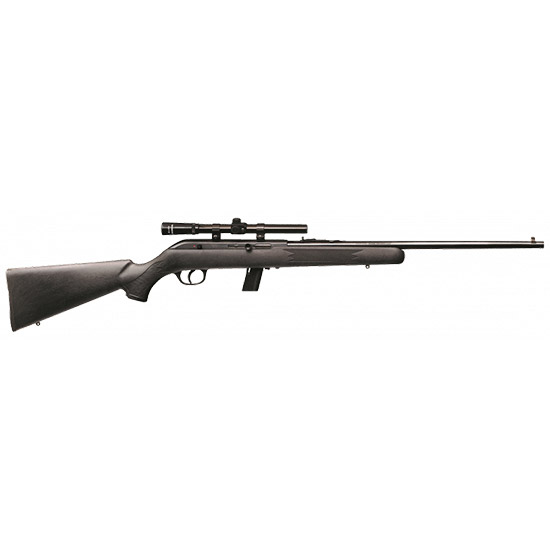 Savage 64 FXP 22lr 21 Lh W/ Unmounted 4x15 Scope