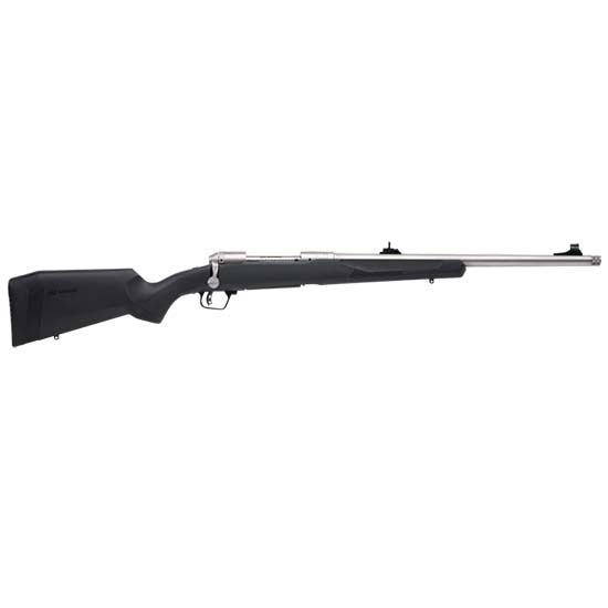 Savage 110 Brush Hunter 375rug 20