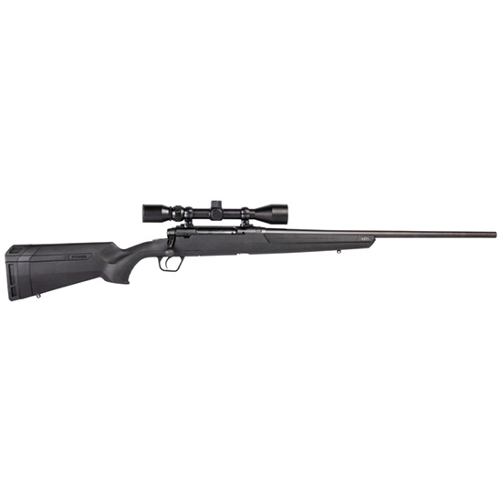 Savage AXIS XP 223REM 22 WEAVER 3-9X40