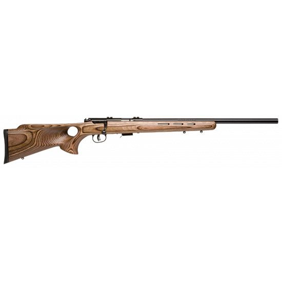 Savage 93r17 Btv 17hmr 21 Blued Laminate Thumbhole