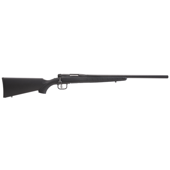 Savage Bmag 17wsm 22 Black Hvy Bbl
