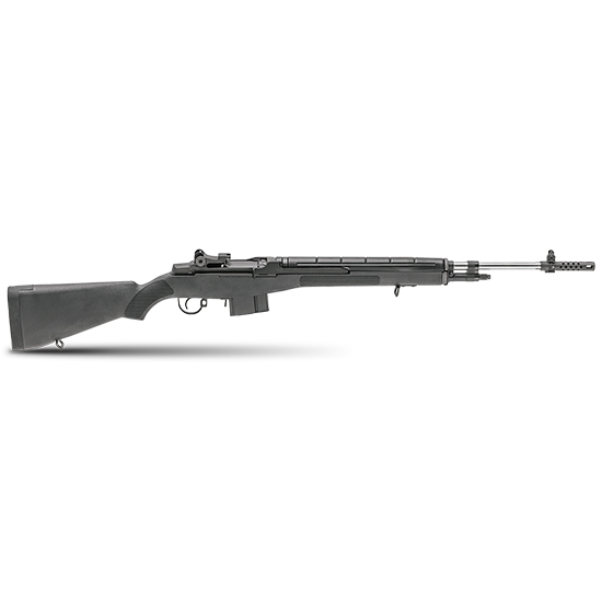 Springfield M1A 6.5creed Blk Nm Stainless Steel