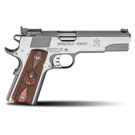 Springfield 1911 9mm 5 Ss As Range Officer