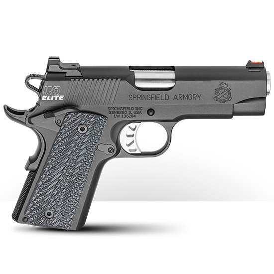 Springfield 1911 Range Officer Elite 45acp Lw Compact