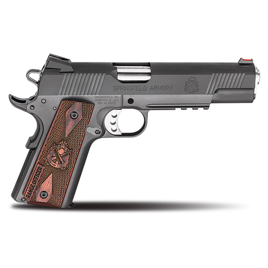 Springfield 1911 9mm 5 Range Officer Parkerized