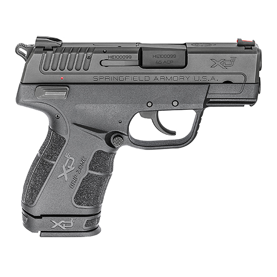 Springfield XDE 45acp 3.3 6&7rd Mags