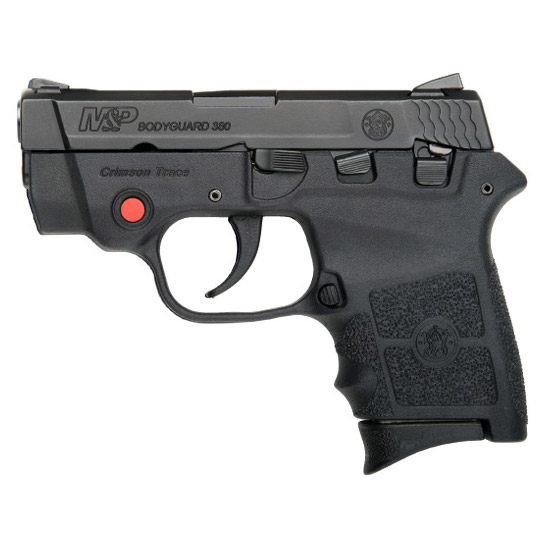 Smith & Wesson Bodyguard 380acp Ctc Integral Laser Mag Safet