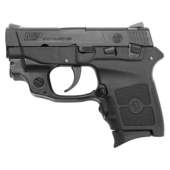 Smith & Wesson Bodyguard 380 380acp Ctc Grn Laserguard