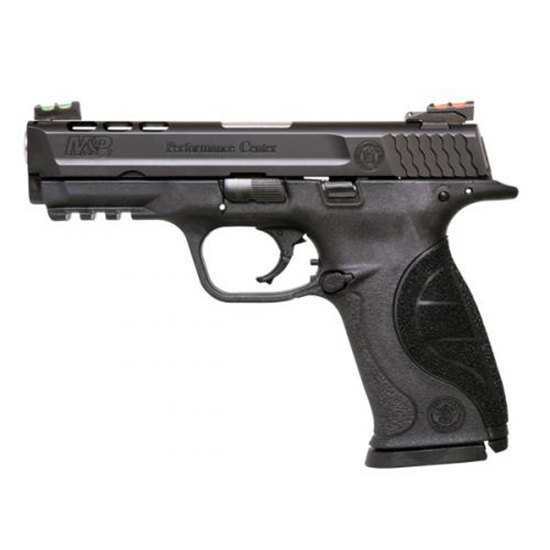 Smith & Wesson M&P40 40sw 4.25 Fos Ported Blk Poly 17rd