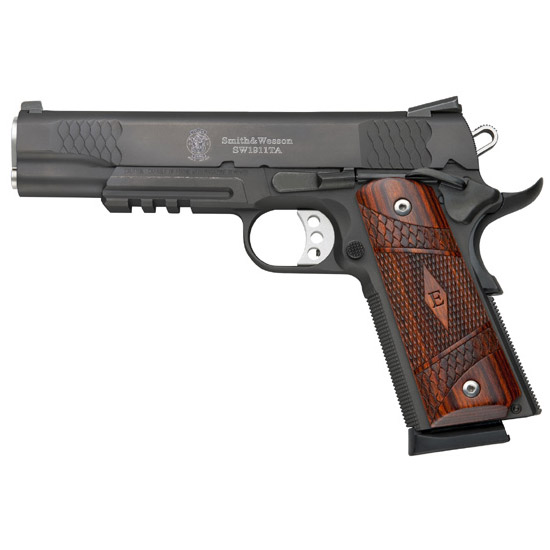 Smith & Wesson 1911ta 45acp E Series Ss Blk Melonite 8rd