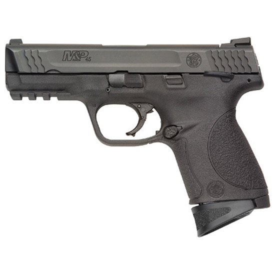 Smith & Wesson M&P45c 45acp Compact 4 Manual Safety 8rd