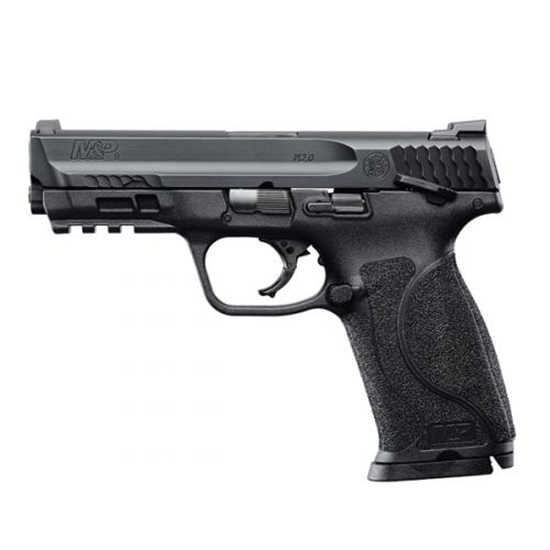 Smith & Wesson M&P9 9mm M2.0 4.25 17rd Ambi Blk