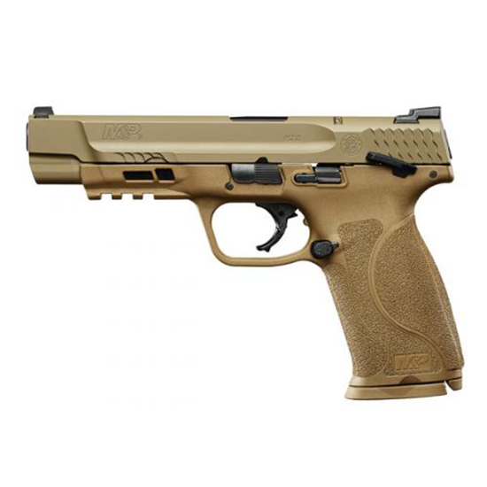 Smith & Wesson M&P9 9mm M2.0 5 17rd Fde Tlci Ambi