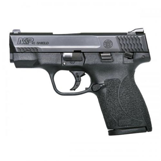 Smith & Wesson M&P45 Shield 3.3 Thumb Safety Ma Comply
