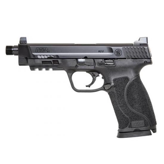 Smith & Wesson M&P45 45acp M2.0 5.125 Threaded 10rd