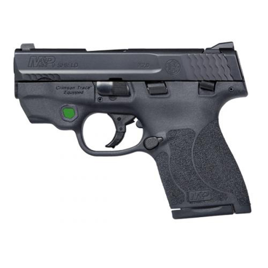 Smith & Wesson M&P9 Shield M2.0 9mm Ctc Green Laser Ts