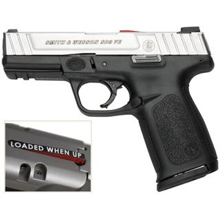 Smith & Wesson Sd9ve 9mm 4 Blk Poly 10rd Ca Legal