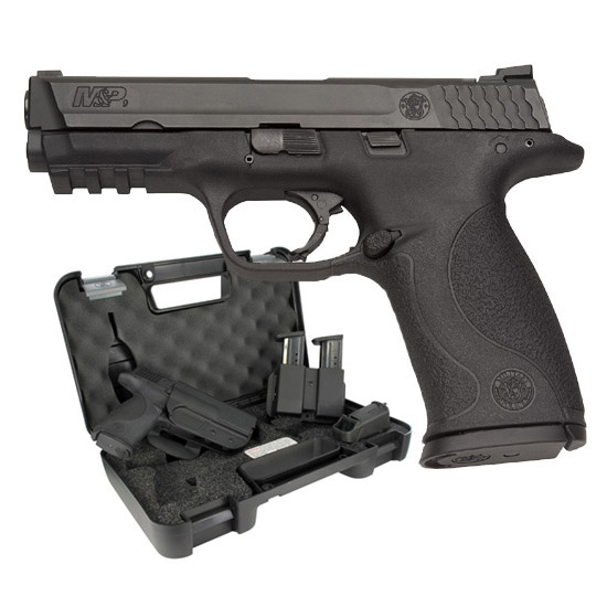Smith & Wesson M&P9 9mm Carry Kit Ma Compliant 10rd