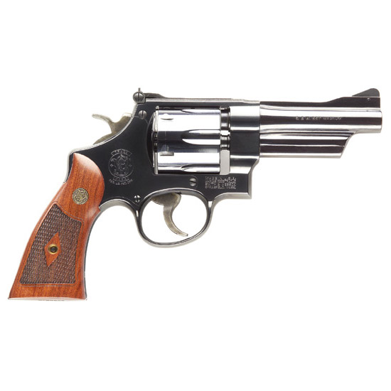 Smith & Wesson 27 Classic 357mag 4 Blued 6rd