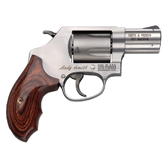 Smith & Wesson 60 357mag Ladysmith 2 Ss Rb Ls Gb Il