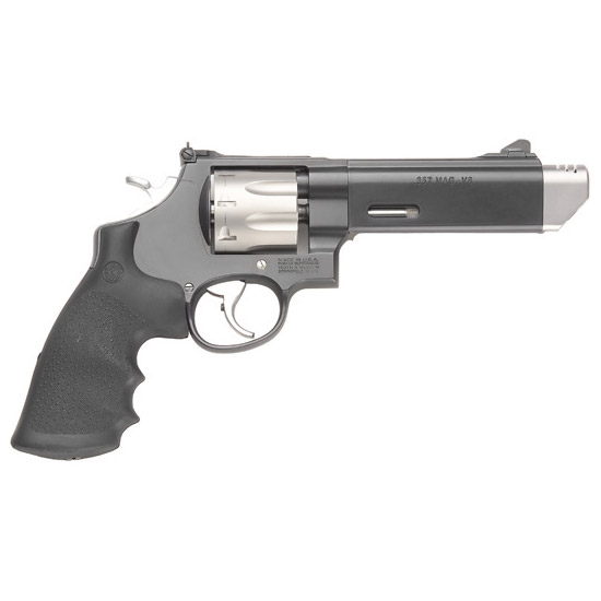 Smith & Wesson 627 357mag 5 8rd V-comp Duo Tone