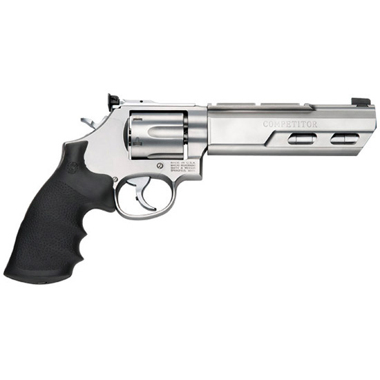 Smith & Wesson 629 Competitor 44mag 6 Weighted