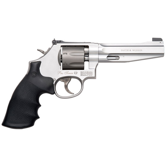 Smith & Wesson 986 9mm 5 Ss Sa/da Syn Grip 7rd