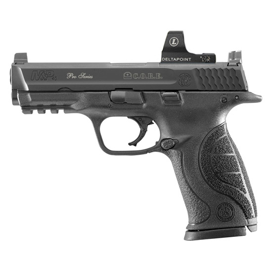 Smith & Wesson M&P40 Core 40sw 4.25 Blk 15rd
