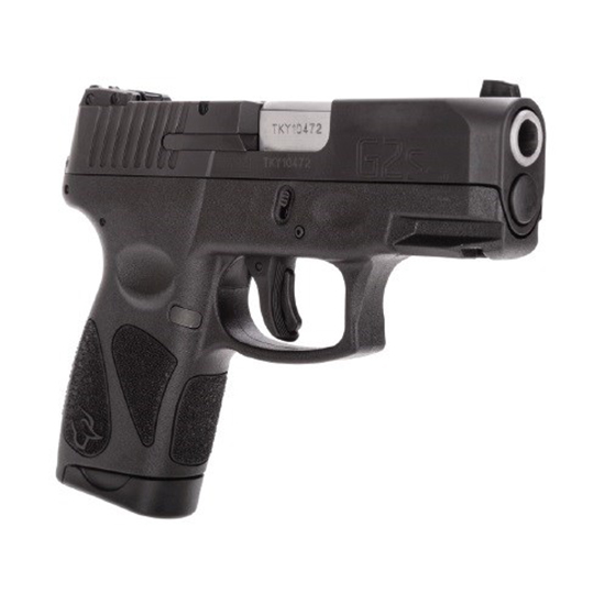 Taurus G2S 9mm Blk/blk 3.2 2-7rd Mag