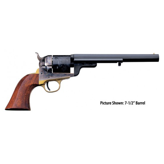 Taylor Firearms Richards Mason 38spl 4.75 Navy