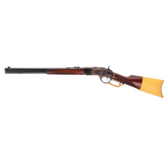 Taylor Firearms Taylors 1873 Comanche 20 45lc Checkered