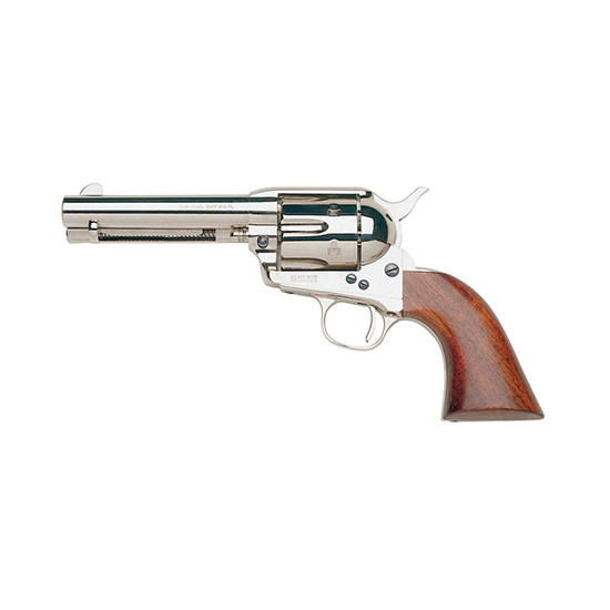 Taylor Firearms Uberti 1873 Cattleman 45lc 5.5 Nickel