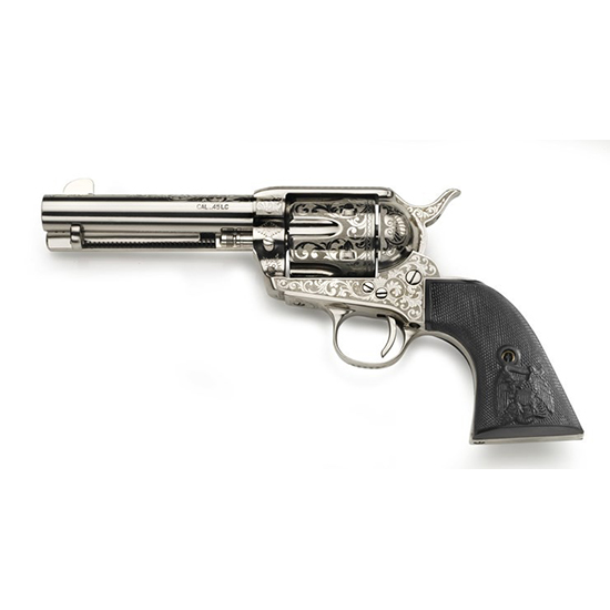 Taylor Firearms Pietta Outlaw Legacy 45lc 4.75 Nickel