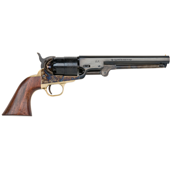 Traditions 1851 Clt Navy 44cal Steel Frame